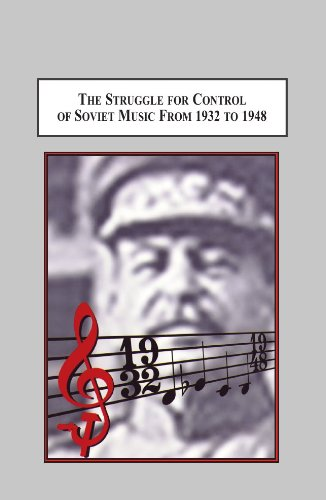 9780779905881: The Struggle for Control of Soviet Music From 1932 to 1948: Socialist Realism vs. Western Formalism