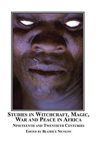 9780779910502: Studies in Witchcraft, Magic, War and Peace in Africa: 19th and 20th Centuries