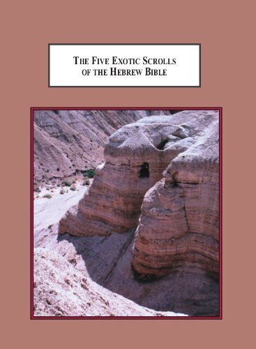9780779914005: The Five Exotic Scrolls of the Hebrew Bible (The Scrolls of The Song of Songs, Ruth, Lamentations, Ecclesiastes, and Esther): The Prominence, Literary Structure, and Liturgical Significance of the Megilloth