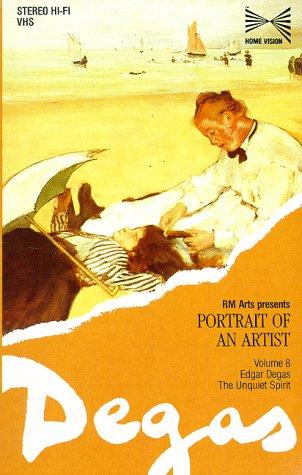 9780780001244: Edgar Degas: The Unquiet Spirit [VHS]