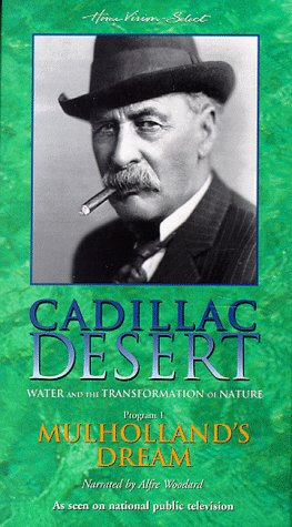 9780780019270: Cadillac Desert: Mulholland's Dream (Water and the Transformation of Nature) [VHS]