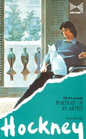 9780780019522: Hockney - Portrait of An Artist [VHS]