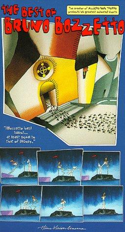 9780780020917: Best of Bruno Bozzetto [VHS]