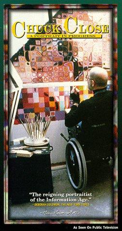 9780780020962: Chuck Close - A Portrait in Progress [VHS]