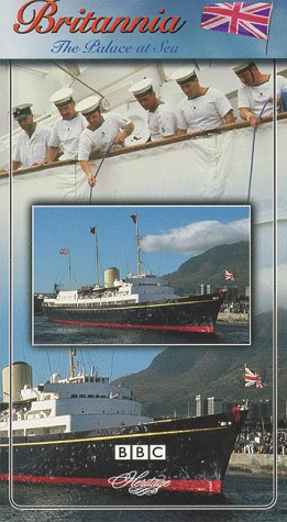 9780780021365: Britannia: The Palace at Sea [VHS]