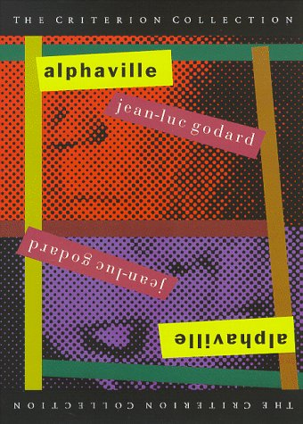 9780780021549: Alphaville (The Criterion Collection)