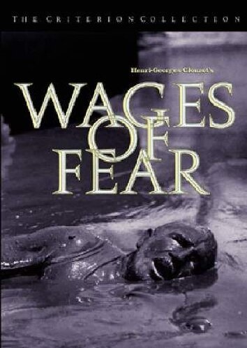 9780780021938: The Wages of Fear (The Criterion Collection)
