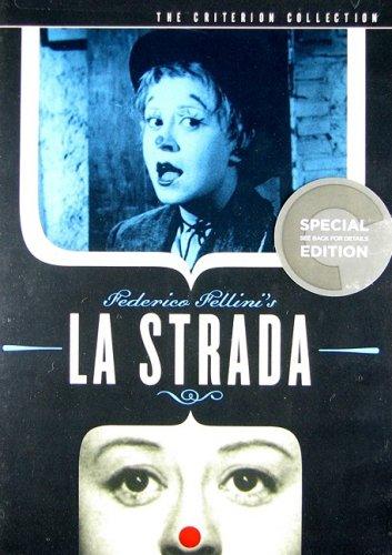9780780021976: La Strada (The Criterion Collection)