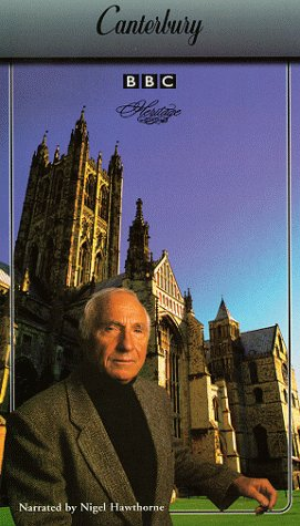 9780780022560: Canterbury Cathedral [VHS]