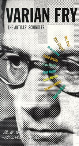 9780780022928: Varian Fry: The Artist's Schindler [VHS]