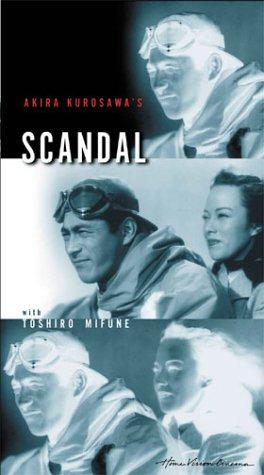 9780780023451: Scandal [VHS]