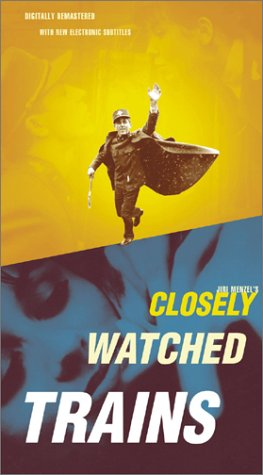 9780780023611: Closely Watched Trains [VHS]