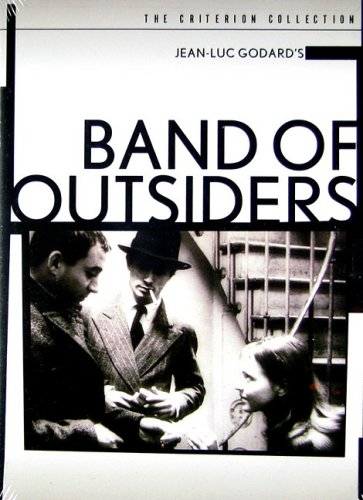 9780780025899: Band of Outsiders (Bande à part) - Criterion Collection [Import USA Zone 1]