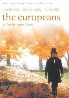 9780780026742: The Europeans: The Merchant Ivory Collection