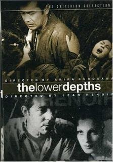 9780780026995: The Lower Depths (Donzoko) - Criterion Collection [Import USA Zone 1]