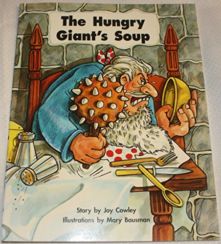 The Hungry Giant's Soup: Cowley, Joy