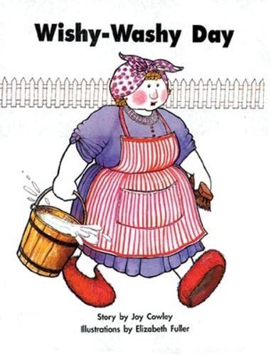 Story Basket, Wishy-Washy Day, 6-pack (9780780207417) by Cowley, Joy