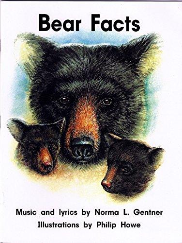 Bear facts: Gentner, Norma L