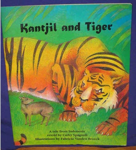 9780780214743: Kantjil and Tiger a Tale from Indonesia # 16063: A Tale from Indonesia (Tall tales and tricksters from Asia)