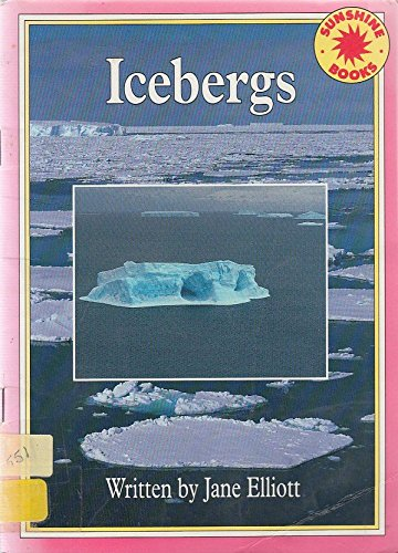 9780780215153: Icebergs (Sunshine books)