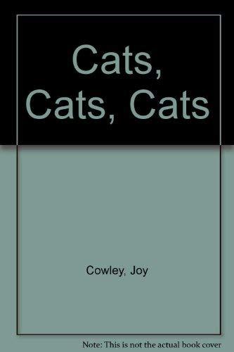 Cats, cats, cats: Joy Cowley