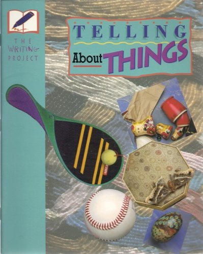 Telling About Things (Level 4): Sharon J. Rich,