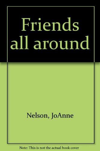 Friends all around: Nelson, JoAnne