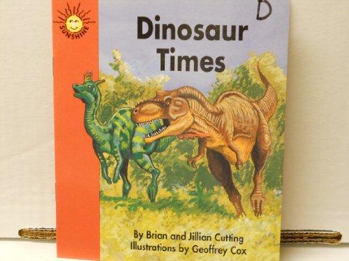 9780780237964: Dinosaur times (Sunshine nonfiction)
