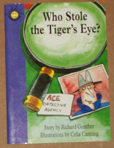 Who Stole the Tiger's Eye: Gunther, Richard