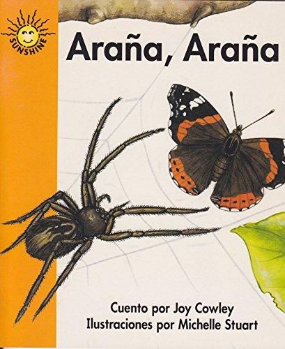 Araña, Araña (0780247256) by Joy Cowley