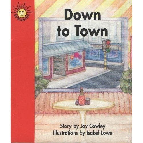 9780780248731: DOWN TO TOWN