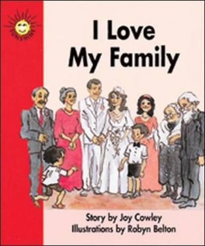 9780780249073: I Love My Family (Sunshine: Level C)