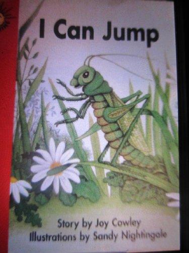 I Can Jump: Cutting, Jillian