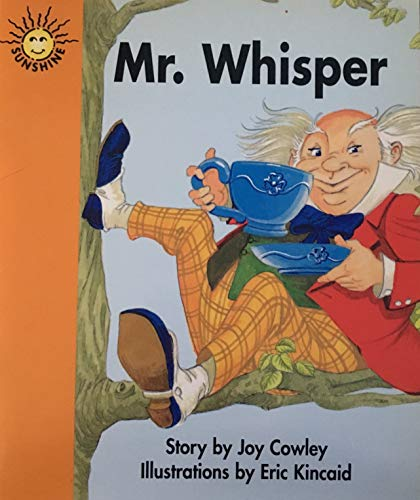 Mr. Whisper (9780780249639) by Joy Cowley