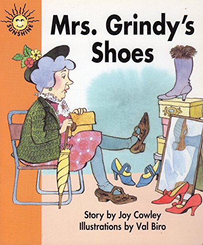 9780780249752: Mrs. Grindy's Shoes