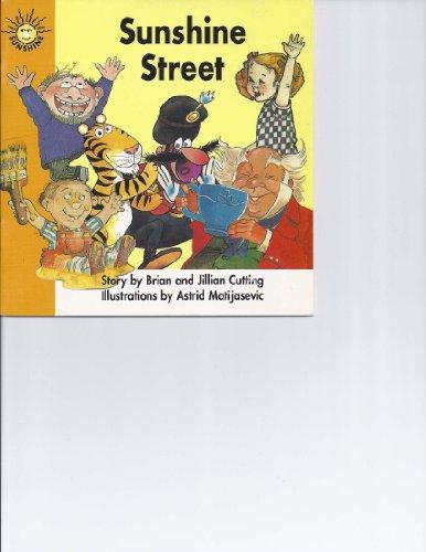 Sunshine Street (Sunshine Fact and Fantasy, Level 1): Brian; Cutting, Jillian