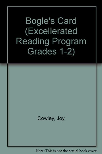 9780780250369: Bogle's Card (Excellerated Reading Program Grades 1-2)