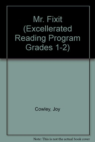9780780250390: Mr. Fixit (Excellerated Reading Program Grades 1-2)