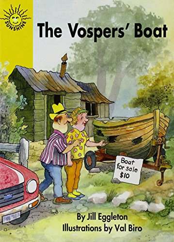 Vosper's Boat (Excellerated Reading Program Grades 1-2) (0780252845) by Jill Eggleton