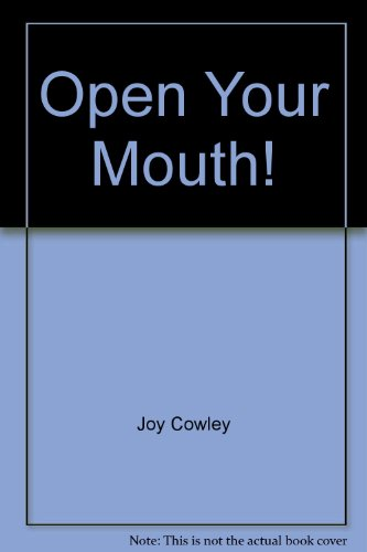 9780780257757: Open Your Mouth! [Sunshine Read-Togethers - Level 1]