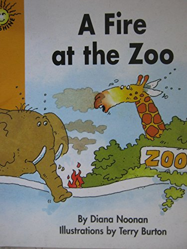 9780780263512: A Fire At the Zoo