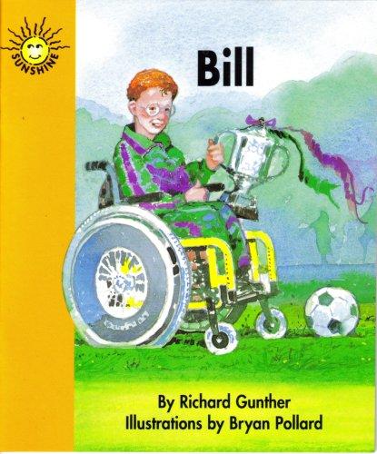 Bill (Fiction-Level 1 -Set J): Gunther, Richard