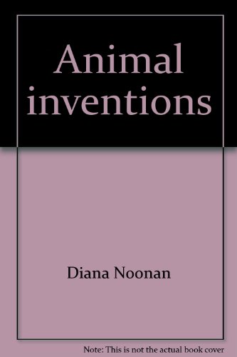 9780780263789: Animal inventions (Sunshine nonfiction)
