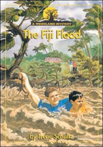 Fiji Flood a Woodland Mystery [Paperback] [Jan: Schultz Irene