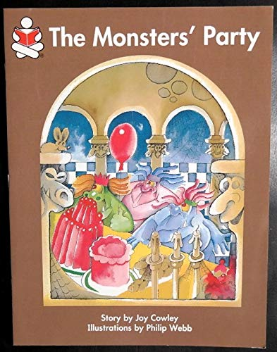 9780780274815: The Monsters' Party (The Story Box Read Togethers, Early Emergent Set 1 Word Count 92)