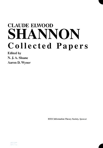 9780780304345: Claude E. Shannon: Collected Papers (Electrical & Electronics Engr)