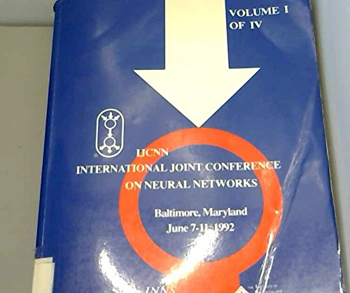 IJCNN, International Joint Conference on Neural Networks: