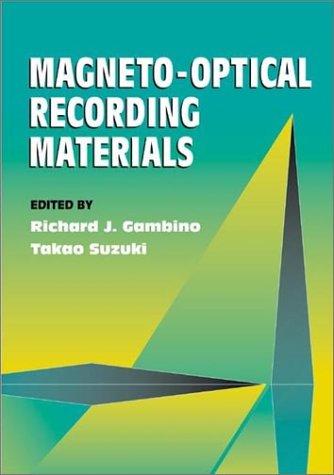 9780780310094: Magneto-Optical Recording Materials