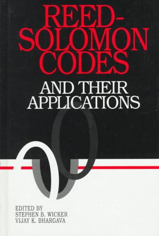 9780780310254: Reed-Solomon Codes and Their Applications