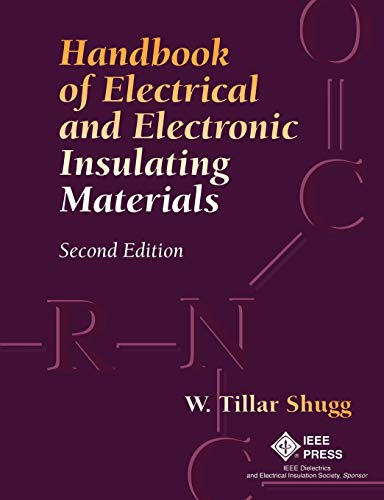 9780780310308: Handbook of Electrical and Electronic Insulating Materials